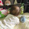生後3ヶ月[15週目]:まさかの寝返り!あれ、今できたの!?