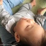 生後6ヶ月[27週目]:初スイミング&新しいおもちゃのジャンパルーに熱中