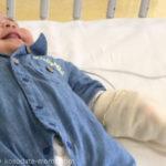 生後4ヶ月[18週目]:約1週間の入院生活?!入院中って何すれば。。。