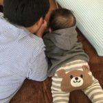 生後8ヶ月[35週目]:夜泣きのピーク?もう、寝かせて!